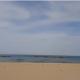 La spiaggia e il mare di San Benedetto, 5 maggio 2020