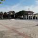 Piazza dell'Unità a Centobuchi sabato 9 maggio