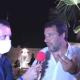 Matteo Salvini a San Benedetto, intervistato da Riviera Oggi. 26 giugno 2020