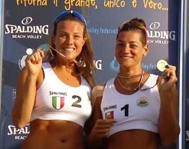 Giada Benazzi e Sara Breidenbach