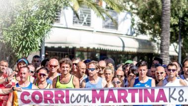 Corri con Martina