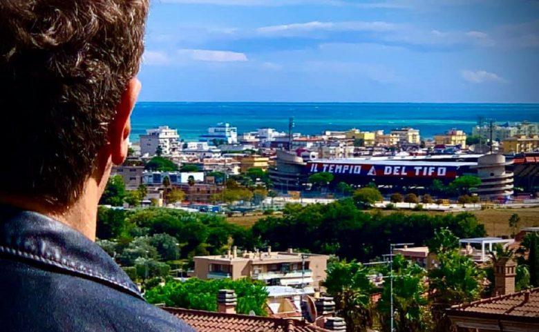 """Uno sguardo sullo stadio """"Riviera delle Palme!"""