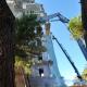 Demolizione hotel Garden