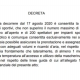 Eventi Sportivi, il decreto del Presidente della Regione Marche del 13 agosto 2020
