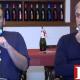 Michele Palmiero e Guido Barra dell'Associazione Noi Samb