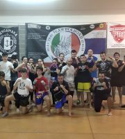 Muay Thai Team Diamond Italia