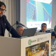 Sandro Assenti con Nico Gronchi, Elena Capriotti, Angela Piotti Velenosi