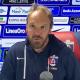 Mauro Zironelli dopo Samb-Legnago 1-1