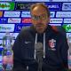Mauro Zironelli dopo Samb-Perugia