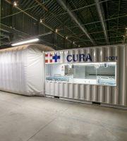 Modulo di biocontenimento CURA