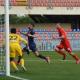 Samb-Virtus Verona 1-0, il gol di Angiulli con la palla che dal palo schizza in campo e poi rientra in porta