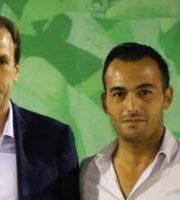Massimo Vagnoni e Alessandro Casmirri