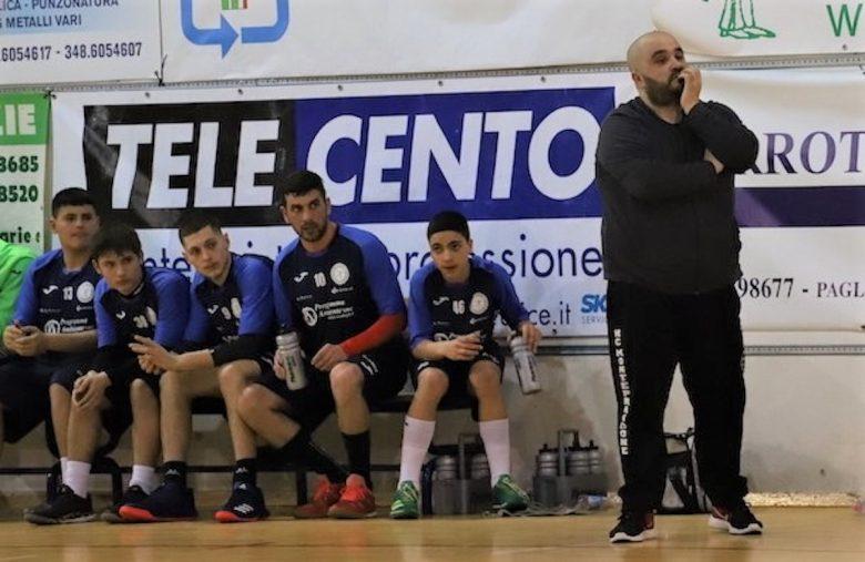 Coach Andrea Vultaggio
