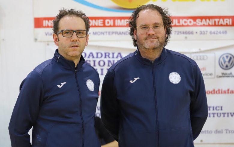 I fratelli Pierpaolo e Roberto Romandini