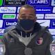 Lorenzo Cavallaro dopo Samb-Imolese 1-3