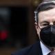 Mario Draghi, foto La Repubblica