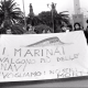 Naufragio Rodi, la protesta a San Benedetto
