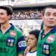 Javier e Sergio Zanetti in una foto di qualche anno fa
