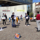 Protesta contro la Didattica a distanza
