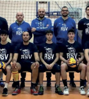 Serie C maschile Riviera Samb Volley