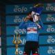 Tadej Pogačar (UAE Team Emirates) vincitore della Tirreno Adriatico. 16 marzo 2021
