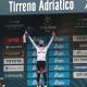 Tadej Pogačar (UAE Team Emirates), maglia bianca alla Tirreno Adriatico. 16 marzo 2021