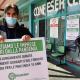 Confesercenti, Sandro Assenti protesta per le chiusure del Covid-19