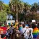 Pride a San Benedetto in piazza Giorgini. 31 luglio 2021
