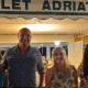 la serata allo chalet adriatico