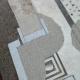 un mosaico di villa Marittima